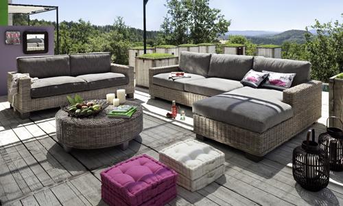 Décorer sa terrasse avec style | Décoration d\'intérieur ...