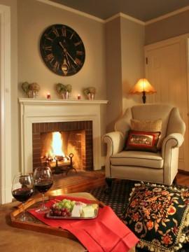 b n ficier d une ambiance romantique avec la chemin e lectrique d coration d 39 int rieur. Black Bedroom Furniture Sets. Home Design Ideas