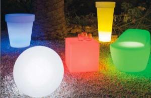 matériel lumineux pour soirée
