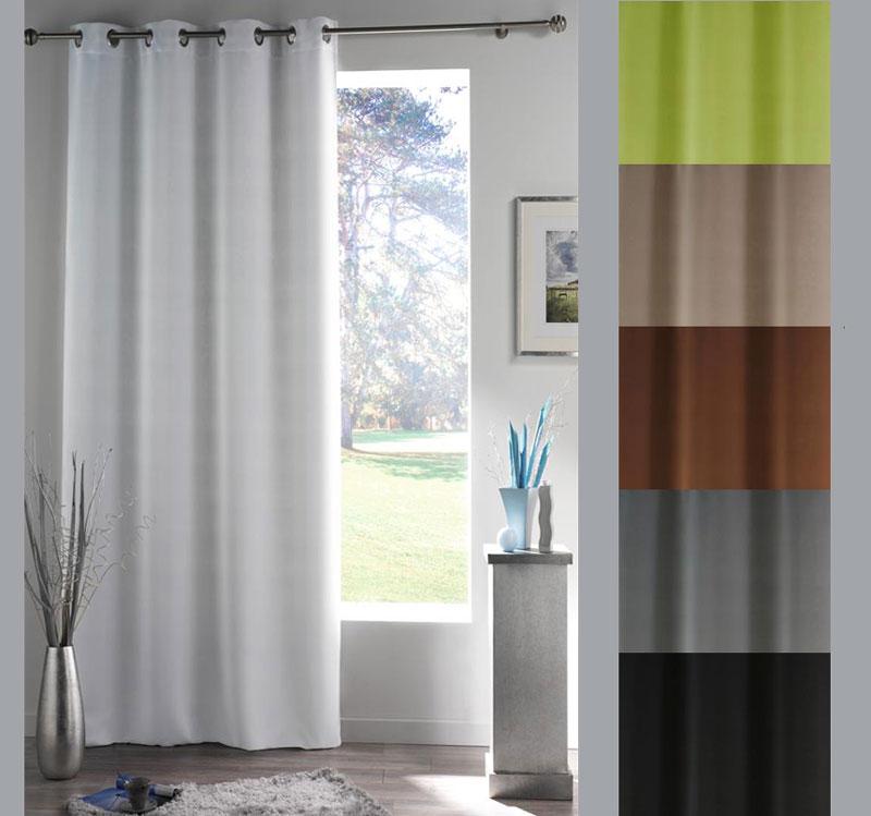 b n ficier d une meilleure isolation contre la lumi re avec les rideaux occultant d coration d. Black Bedroom Furniture Sets. Home Design Ideas