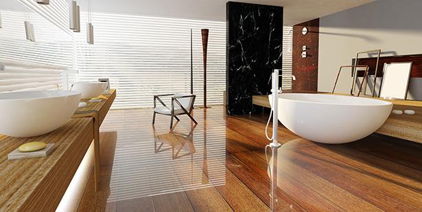 quel revêtement de sol pour son salle de bain ? | décoration d ... - Quel Sol Pour Salle De Bain